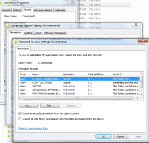 NTFSPermission
